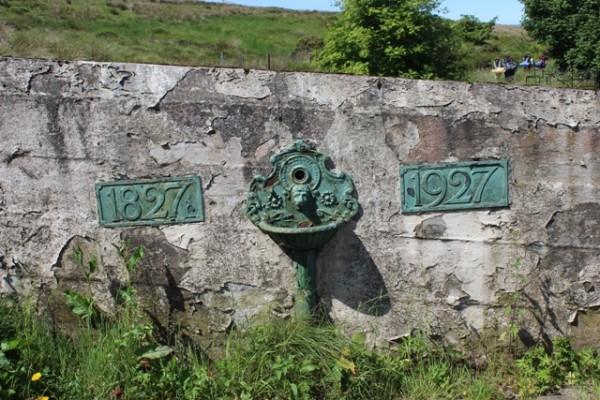 Centenary plaque