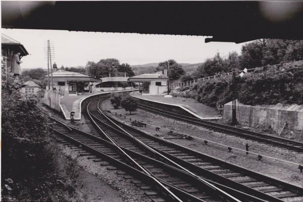 Inverkip Station, 1963