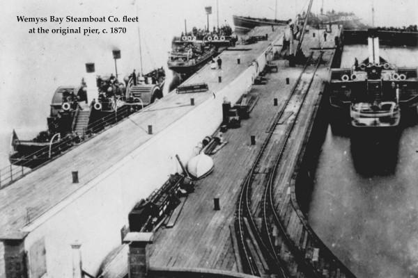 Wemyss Bay Steamboat Co. fleet