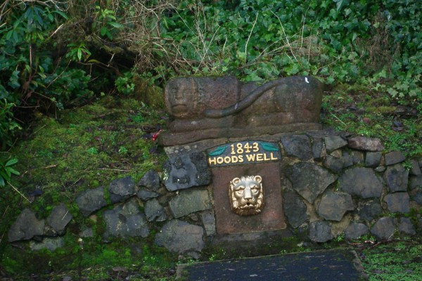 Hood's Well at Port Glasgow Station